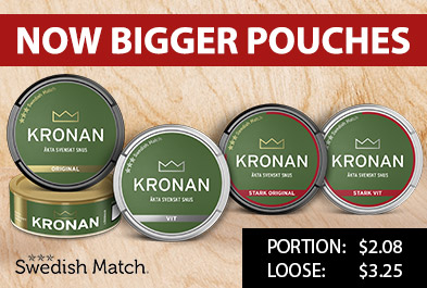 Buy Kronan Snus at snus24.com