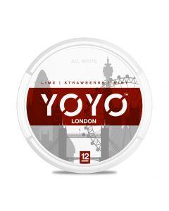 YOYO London Lime Strawberry Mint