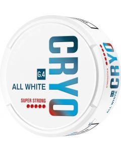 General G.4 Cryo Slim All White