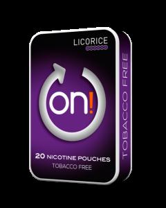 on! Licorice 6mg