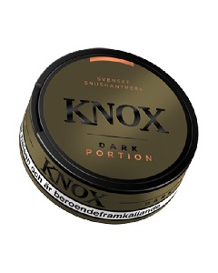 Knox Dark Portion