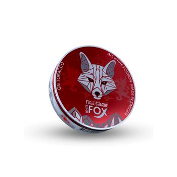 White Fox Full Charge All White