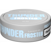 Thunder Frosted White Dry Slim