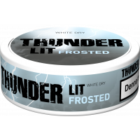 Thunder Frosted Lit White Dry
