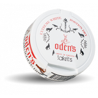 Odens Licorice Extreme White Dry