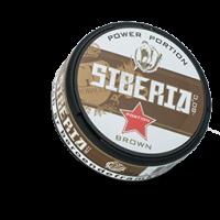 Siberia Brown Portion Snus