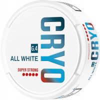 General G.4 Cryo Slim All White