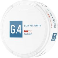 General G.4 Blue Mint Slim All White