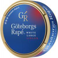 Göteborgs Rapé Lingon (Lingonberry) White