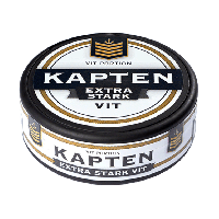 Kapten Extra Strong White