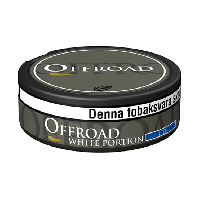 Offroad Licorice White