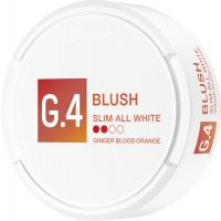 General G.4 Blush Slim All White