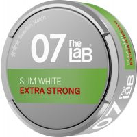 The Lab 07 Slim Extra Strong White